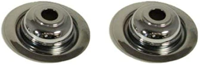 2005-2009 Mustang V6 & V8 Chrome Strut Shock Tower Caps Set - Pair