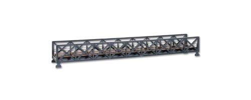Kibri 39702 - H0 Fachwerk Stahlbrücke eingleisig