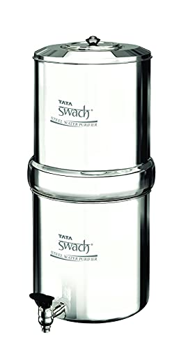 TATA SWACH STAINLESS STEEL WATER PURIFIER 20 L WITH ULTRFILTERATION