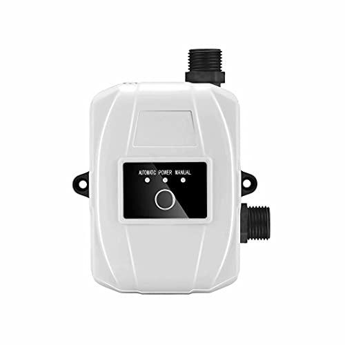 24 V Algemene Doel Automatische Booster Pomp Alle Koperen Motor Huishoudelijke Booster Pomp Drukpomp Messing Waterstroomschakelaar voor Waterverwarmer Aanrecht Intelligente Toilet