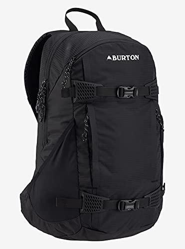 Burton Day Hiker 25L Daypack, True Black Ripstop, 48,5 x 30,5 x 18 cm