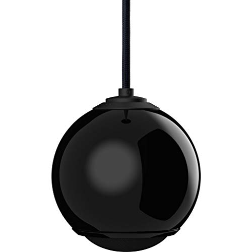 Fantastic Deal! Gallo Acoustics A'diva Single Droplet Speaker | Gloss Black/Black Cable