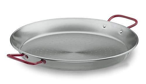 Lacor - 63621 - Paellera Steel Pro De Hierro 20 cms.