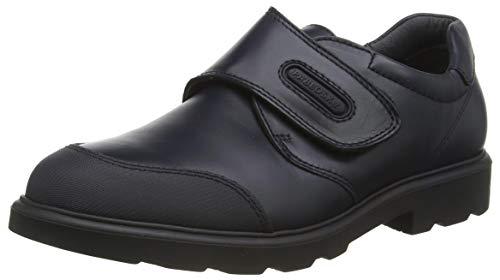 Zapatos para niños colegiales Pablosky en azul ref - 715420
