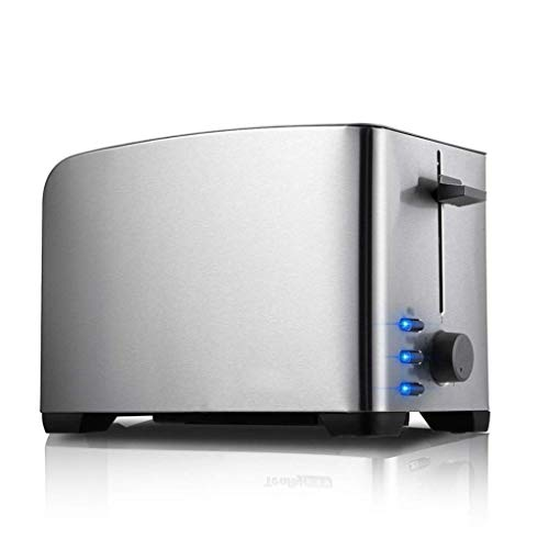 Cheapest Price! Toaster 2 Slice Wide Slots Automatic Popup 5 Modes Of Browning Breakfast Kitchen Bru...