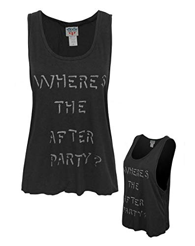 Junk Food Where's The After Party Women's Vest