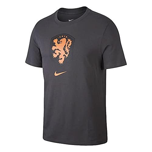 Olanda - Camiseta negra 2020-21 (M)