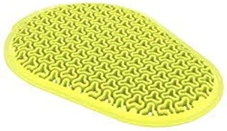 Protezione per la Schiena per Pelle e Tessuto SCL-L 19 Colore Giallo SAS-Tec
