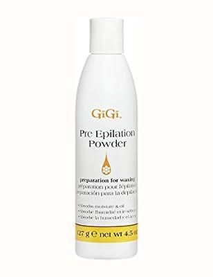 GiGi Pre Epilation Powder Preparation for Wax 127g