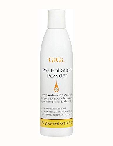 Gigi Talc Pré-épilatoire