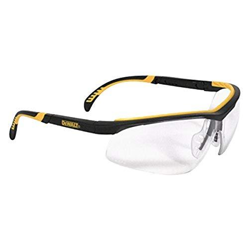 DEWALT DPG55-11D Dpg55 Dc Clear Lens SAFETY Glass, Multi, One Size