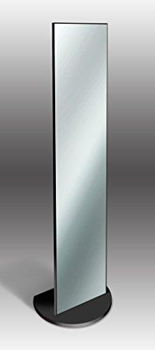 Lupia Specchio da Terra Elegant 40x160 cm Mirror Original Black