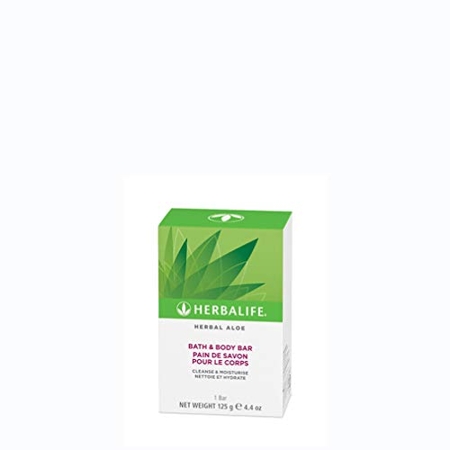 Herbalife - 2 Pastillas de jabón Herbal Aloe 125 g