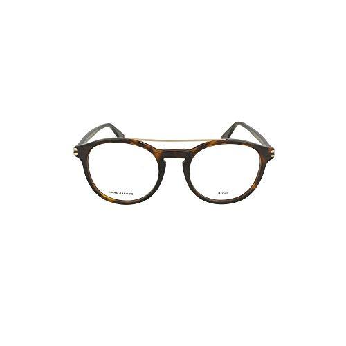 Marc Jacobs Brille (MARC-418 086) Acetate Kunststoff - Acetate Kunststoff havana dunkel - gold