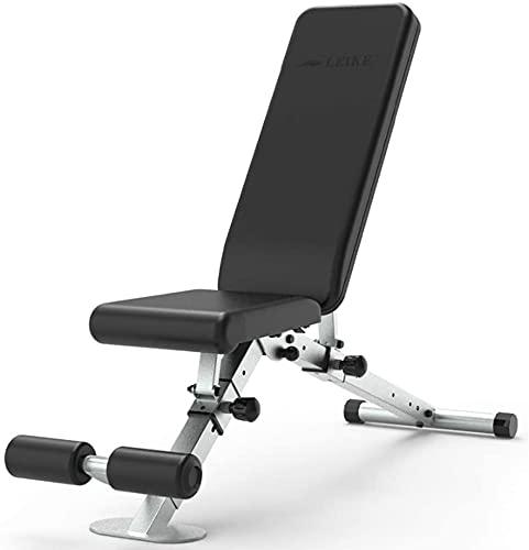 AINH Bench Press Gym Training Bancos Ajustables Bancos de Peso Multifuncional Banco...