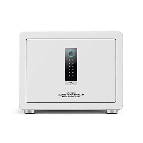 GLLP - Caja de seguridad para el hogar (25 cm), diseño de contraseña invisible
