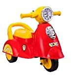 Goyal's Lovebaby Wheelie Scooter Ride-On - Yellow