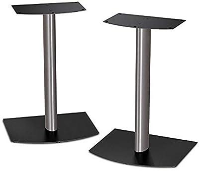Bose ? FS-01 Floorstand for Bookshelf Speaker - Silver by Bose