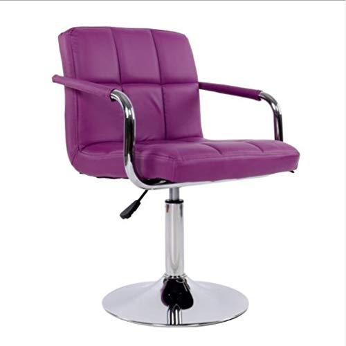 Huahua Furniture Barkruk, Europese barstoel, hoge statafel, stoel cashier kruk tillen instelbare draaistoel, tegenstoel voor caféstoel