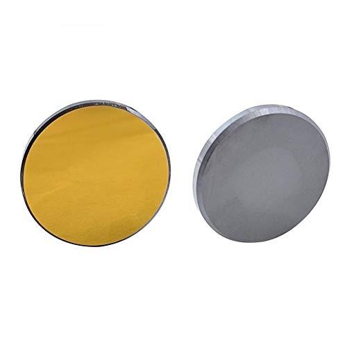 NO LOGO EG-JGJP, 20 Silicio Chapado en Oro de 25 mm de diá