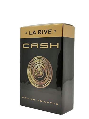 LA RIVE Cash Man, Eau de Toilette, 1er Pack (1 x 100 ml)