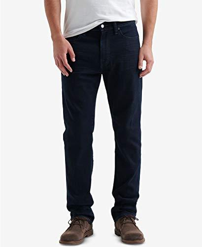 ラッキーブランド ボトムス サイズ:34x32 デニムパンツ Men's 410 Athletic Fit Slim Leg COOLMAX& Stone メンズ [並行輸入品]