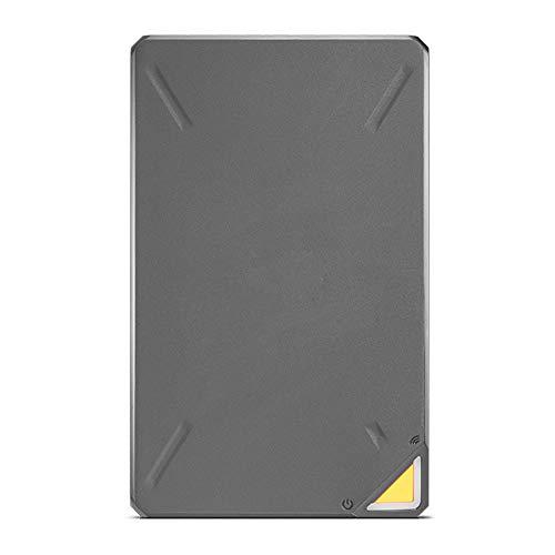 SU Disco Duro Externo 1TB WiFi USB3.0 Transmisión De Alta Velocidad Material Compatible ABS Sistema Cifrado De Disco En La Nube