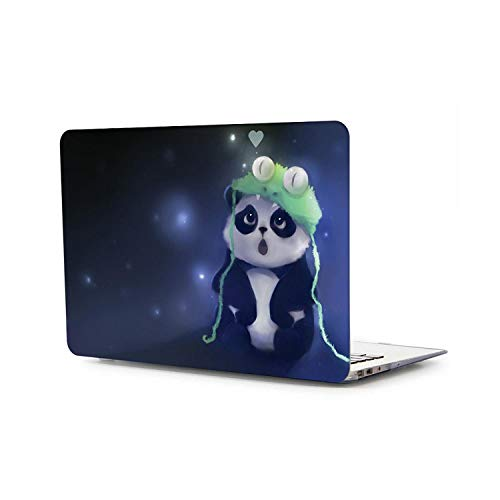Sticker 2020 New Pro13 Cute Pattern Laptop Hard Shell Case Cover For Apple For Macbook For Air 11 For Air 13 Pro Retina Touch Bar 12 13 15 16 Inchs-Dw4-13 No Bar A1708