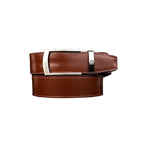 Nexbelt Ratchet Belt for Men - Tactical Bond Brown EDC Gun Belt for Concealed Carry