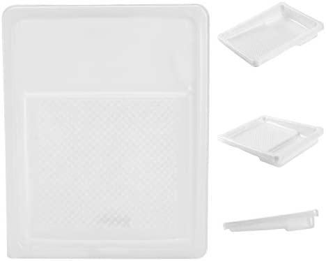 Bates Paint Tray Liner 9 Inch 10 Pack Paint Roller Tray Paint Trays Disposable Paint Tray Plastic product image