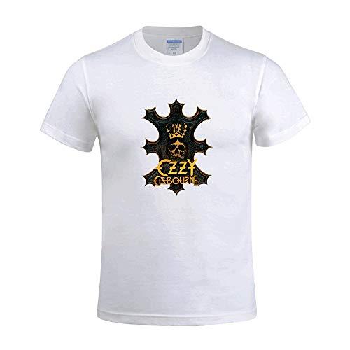 KAIZOD Ozzy Osbourne Memoirs of A Madman Mens T Shirts Design O Neck