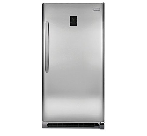 Frigidaire FGVU21F8QF 34 Inch Wide 20.5 Cu. Ft. Energy Star Rated Upright Convertible Freezer...