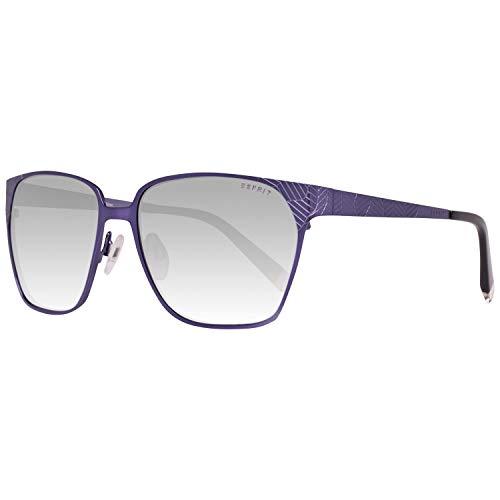 ESPRIT ET17876 55577 zonnebril ET17876 577 55 vlinder zonnebril 49, violet