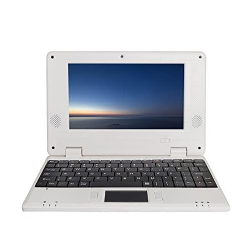 YXDS Computadora portátil Practical S500 Quad Core 7 Pulgadas Android Netbook 1G + 8G Mini computadora Netbook Mini pequeña computadora portátil para Estudiantes