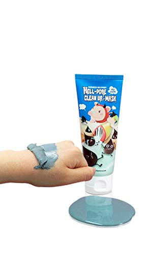 Elizavecca milkypiggy Hell-Pore Clean Up nose Mask, liquid type nose pack (100ml), clear, 1 unit...