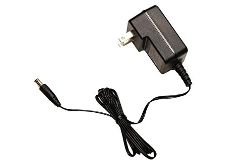 Lorex ACCPWR12V1 12V 1A Regulated DC Power Adapter for Single Security Camera, Works with Most Lorex CCTV Cameras, Black