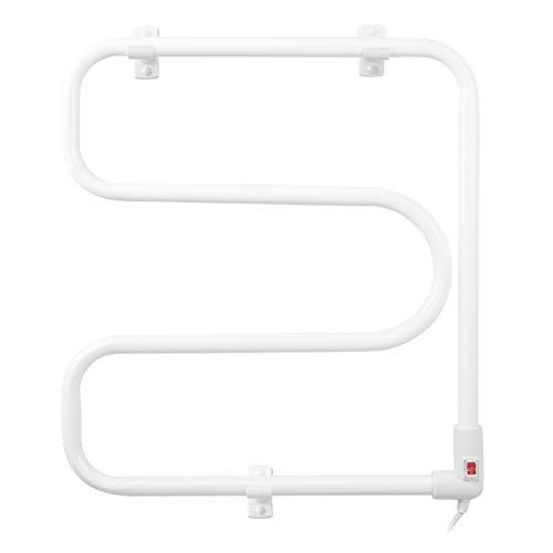 Orbegozo TH 8000 - Toallero eléctrico, fácil instalación, seca y calienta toallas, indicador luminoso, 95 W, color blanco