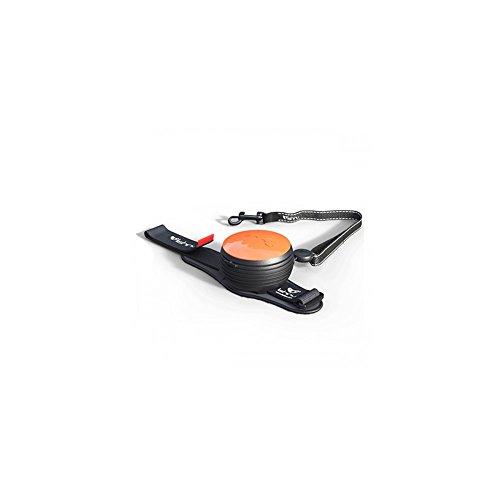 Lishinu LBL.01.B0B0O0 Light Lock Hundeleine, orange