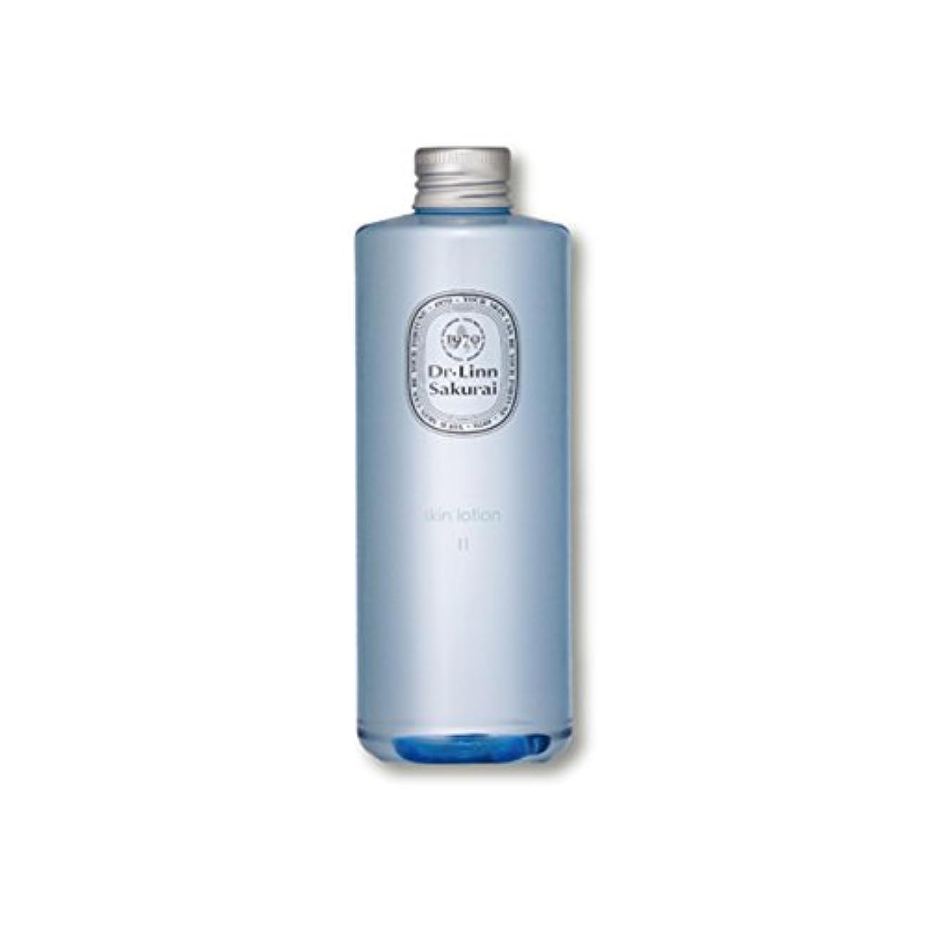 心配明るくするクレアドクターリンサクライ スキンローションII しっとりタイプ 300ml  (化粧水)