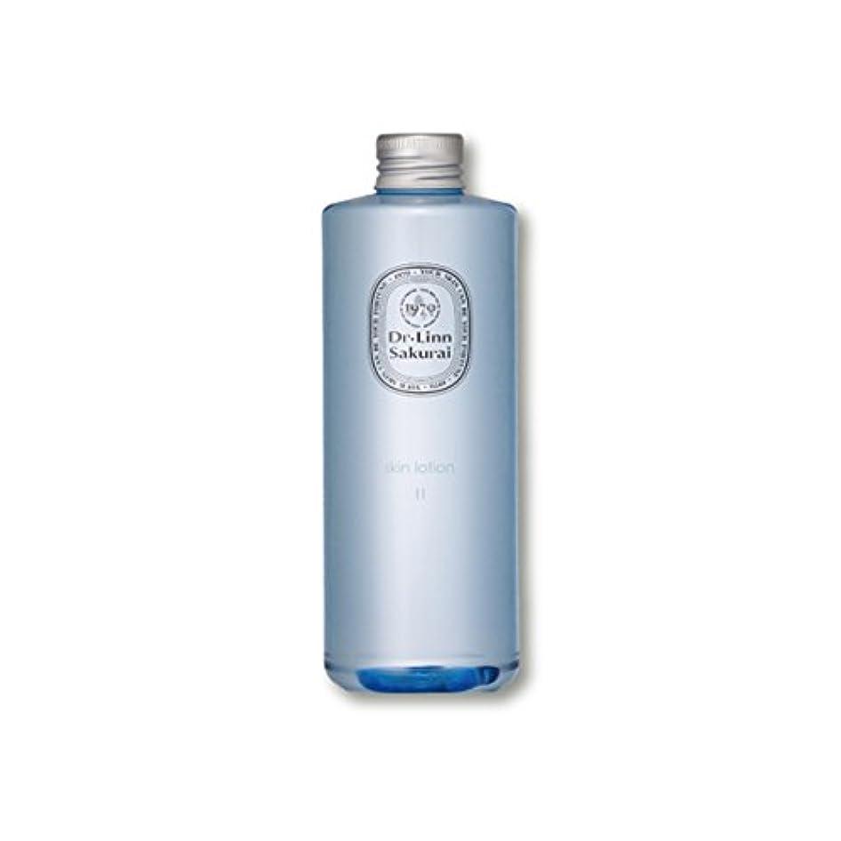 志す水っぽい歌うドクターリンサクライ スキンローションII しっとりタイプ 300ml  (化粧水)