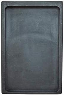 スギウラ(Sugiura) 細羅紋硯 長方 八吋・HK18