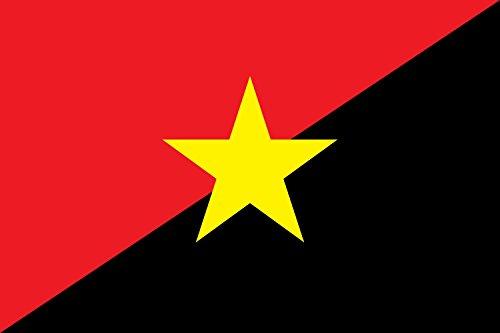 magFlags Flagge: Large Devrimci Cephe   Devrimci Cephe, seen Fighting in Rojava   Alaya Devrimci Cephe   Querformat Fahne   1.35m²   90x150cm » Fahne 100% Made in Germany