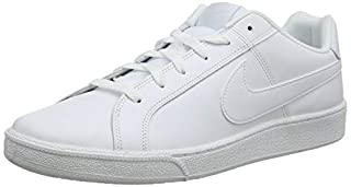 Nike Men's Court Royale Low-Top Sneakers, White (White/White 111), 12 UK (B00XWOEHA0) | Amazon price tracker / tracking, Amazon price history charts, Amazon price watches, Amazon price drop alerts