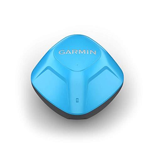 Garmin STRIKER Cast GPS – auswerfbares Echolot für 2D-Echolotbilder von Wasseruntergrundstücken & Fischen vom Ufer aus. GPS für eigene Angelkarten mit Tiefenlinien. Anzeige in der Striker Cast App