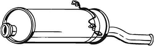 Bosal 135-045 Silencieux arrière