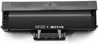 HITZE MLT D111S Cartucho de Toner Negro Compatible para Samsung MLT-D111L Xpress m2070 m2070w m2020 m2020w m2022 m2022w m2026 m2026w m2070fw m2070f m2070fh m2070hw m2071 m2071w m2078 m2078w impresora
