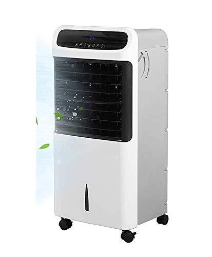 XIANGAI Calefactor Portátil por evaporación del refrigerador de Aire/Calentador de Aire de refrigeración del Ventilador/Calentador de Ventilador Enfriador/Función de humidificación/Purificar/calenta