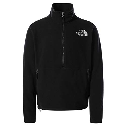 THE NORTH FACE Men's TKA KATAKA Fleece Jacket, TNF Black,