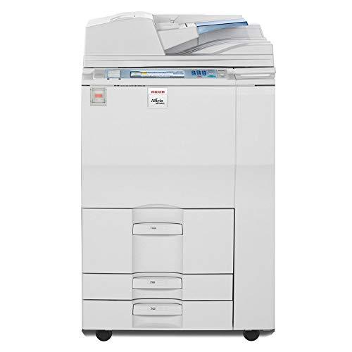 Review Of Ricoh Aficio MP 8001 Monochrome Multifunction Copier - 80ppm, Copy, Print, Scan, ADF, Dupl...