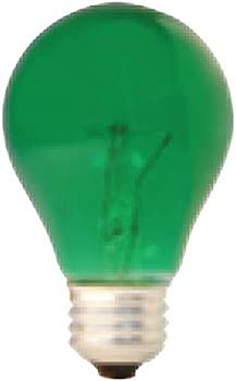 6-Pack GE Incandescent Party Light Bulb